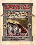 1912 Indy 500 program F cover Source IMS Collection