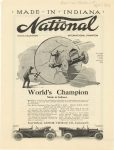 1913 4 NATIONAL Racing American Motorist 9″×12″ page 277