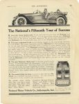 1914 8 20 NATIONAL THE AUTOMOBILE 9″×12″ page 87