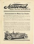 1914 9 20 NATIONAL THE AUTOMOBILE 9″×12″ page 86