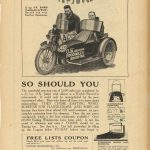 "1925 2 25 EASTING MOTOR CYCLING 7.5""x11"" p 7"