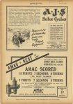 1925 4 8 AJS MOTOR CYCLING 7.5″x11″ page A4