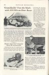 1938 2 POPULAR MECHANICS 1903 Mercedes
