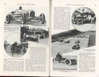 1938 2 The ROUGH ROAD to GLORY By Maj. George H. Robertson POPULAR MECHANICS pages 180 & 181
