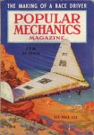 1938 2 POPULAR MECHANICS Front cover