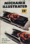 1950 8 Popular Mechanics Front cover