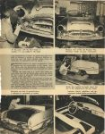 1952 PACKARD PACKARD Pan American Richard Arbib, well-known automobile stylist, spent much time designing and building the Pan-American Pan American page 15