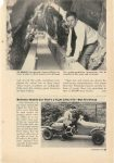1953 11 ODDITIES Britisher Builds Car That's a Tight Little Fit — But It's Cheap POPULAR SCIENCE November 1953 page 111
