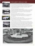 """1956 PACKARD PACKARD'S DREAM CARS 1. 1952 Packard Special """"MaCauley Speedster"""" 2. 1953 Packard Balboa 3. 1954 Packard Panther 4. 1955 Packard Request 5. 1956 Packard Predictor page 19"""