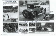 2012 7-8 1910 National #3204 THE HORSELESS CARRIAGE GAZETTE July-August 2012 pages 28 & 29