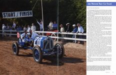2012 7-8 1911 National Race Car Found By Vic Groah with Brian Blain THE HORSELESS CARRIAGE GAZETTE July-August 2012 pages 30 & 31