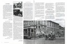2012 7-8 Letters THE HORSELESS CARRIAGE GAZETTE July-August 2012 pages 6 & 7