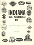 INDIANA BUILT AUTOMOBILES ETC thumb