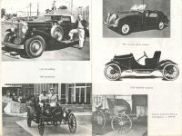 INDIANA BUILT CARS 1976 INDIANA HISTORY BULLETIN March 1976 6″×9″ pages 44 & 45