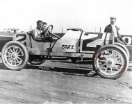 1912 STUTZ Indy 500 Leo Hill In STUTZ BOLAND photo Marvin_D_Boland_Collection_G511111a