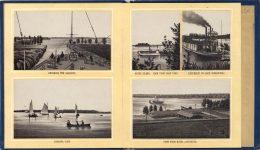 1894 ca LAKE MINNETONKA Chisholm Bros p 6 7