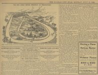 1909 7 12 Monday Indy 500 track THE KANSAS CITY STAR page 5