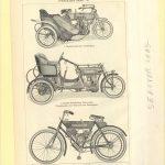 1909 MOTORAHRRADER II motorcycles