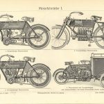 1909 MOTORFAHRRADER motorcycle