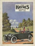 1915 HAYNES AMERICAS FIRST CAR FC p 1