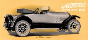 1915 NATIONAL Speedway Roadster thumbnail