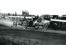 1922 ca Unknown car race right hand drive cars 10″×7″