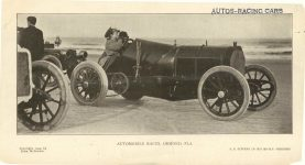 1905 ca. MERCEDES racer Ormond Beach FL