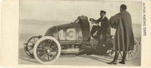 1905 ca. Racing car Ormond Beach FL