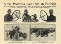 1910 Jacksonville Races Charlie Merz NATIONAL Source Found in Australia