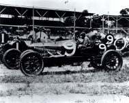 1911 CASE race car Indy 500 factory photo 10×8 Source Walter Miller