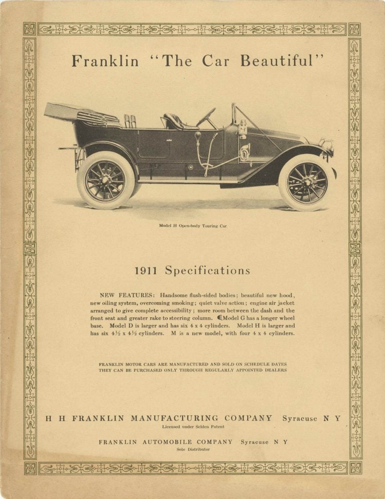 1911 FRANKLIN