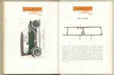 1912 MOTOR CAR ANATOMY by Franklin Pierce 5″×6″ pages 94 & 95