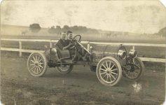 1913 6 27 date PRE 1912 racer MERCER RPPC front