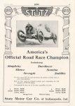 1914 11 STUTZ MoToR 9″x13″ page 85