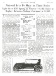 1923 1 6 National Is to Be Made in Three Series AUTOMOBILE TOPICS page 752 xerox Source Blain Motorsports Foundation
