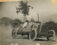 1914 KING Corona Auto Races Car 15 KLEIN KING