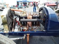 1912 PACKARD 30 racer engine left HMSA Monterey Historics Mazda Raceway Laguna Seca, CAL Aug 14 2015