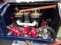 1912 Packard 30 Engine intake side HMSA Monterey Historics Mazda Raceway Laguna Seca, CAL August 2014 2