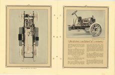 "1912 Packard MOTOR CARS Chassis of the 1912 Packard ""30"" Touring Car Inlet Side, 1912 Packard ""30"" Motor. Specifications – 1912 – Packard ""30"" Concluded 8″×11″ pages 12 & 13"