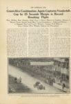 1910 10 5 NATIONAL Grant Alco Combination Again Captures Vanderbilt Cup by 25 Seconds Margin in Record Breaking Flight THE HORSELESS AGE 9×12 page 470