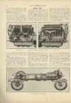1910 9 7 1911 AMERICAN New Vehicles and Parts American Line Indianapolis THE HORSELESS AGE 9″x12″ page 330