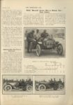 1910 9 7 NATIONAL Drivers Will Soon Begin Cup Race Practice Appersons Ran One Two at Cheyenne Walls Maxwell Scores Best in Munsey Run Not Perfect THE HORSELESS AGE 9×12 page 347