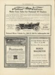 1911 2 22 NATIONAL National Victories Make Easy Sales for National Dealers Indianapolis THE HORSELESS AGE 9″x12″ page 36