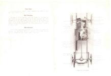 1909 CHALMERS DETROIT MODEL F 30 INSTRUCTION BOOK b