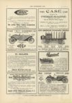 "1910 10 12 EMPIRE EMPIRE TWENTY $950 ""The Little Aristocrat"" 1911 Model C EMPIRE MOTOR CAR COMPANY Indianapolis, Indiana THE HORSELESS AGE Vol. 26 No. 15 October 12, 1910 9×12 page 40"
