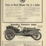 1910 10 5 EMPIRE TWENTY $950 The Little Aristocrat Indianapolis THE HORSELESS AGE 9x12 page 39