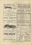 1910 10 5 PREMIER THE PROVEN CAR Premier Motor Mfg. Co. Indianapolis THE HORSELESS AGE October 5, 1910 Vol 26 No 14 9×12 page 50