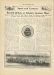 1910 11 9 Records Broken at Atlantas Greatest Meet THE HORSELESS AGE 9×12 page 644