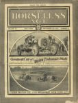 1910 9 28 Greatest Car of Endurance in the World LOZIER THE HORSELESS AGE 9×12 Front cover