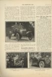 1910 9 7 BENZ Oldfield ClipsMile in 49 4 5 Robertson Wins Nearly Everything Else at Brighton NATIONAL Drivers Will Soon Begin Cup Race Practice THE HORSELESS AGE 9×12 page 346
